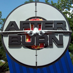 Top Gun - The Jet Coaster/Afterburn