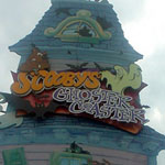 Scooby's Ghoster Coaster