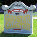 Scooby's Gasping Ghoster Coaster