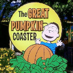 Great Pumpkin Coaster