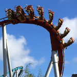 Dragon Challenge - Chinese Fireball