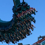 Dragon Challenge - Hungarian Horntail