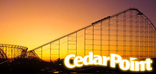 Cedar Point opening day is May 5th!