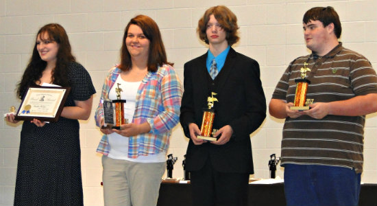 Band Awards Banquet