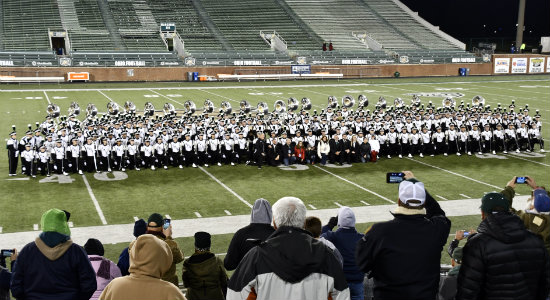 The Marching 110 and the Helleu family