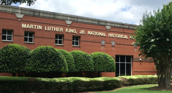 Martin Luther King Jr. National Historical Park