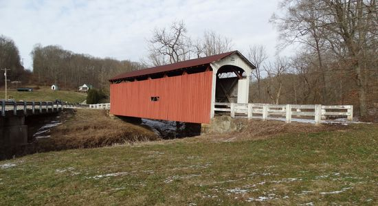 Root Covered Bridge