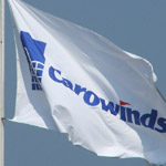 Carowinds flag