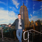 Me inside the 86th Floor