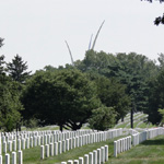 From Arlington Cemetery