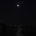 Moon over the Potomac