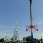 Wicked Twister and WindSeeker