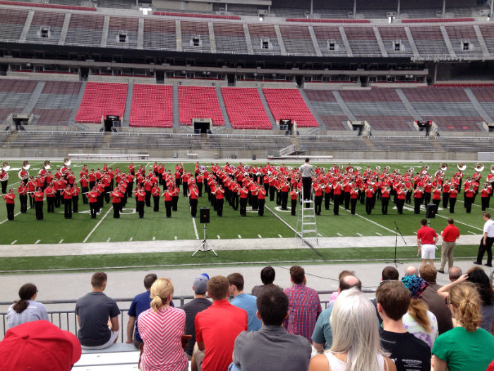 Spring Athletic Band