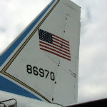 Boeing VC-137B Air Force One